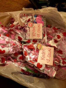 School Valentines