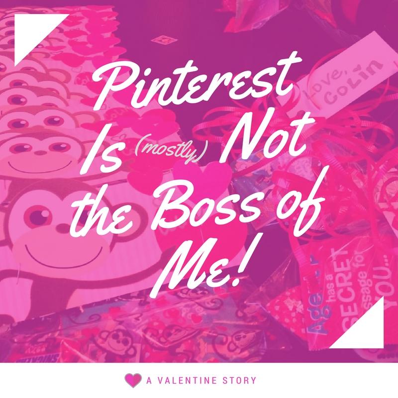 Valentine Pinterest Text