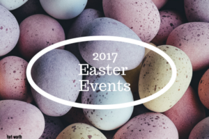 2017 Easter Events in Tarrant County