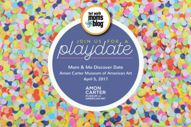 Mom and Me Discover Date at the Amon Carter Museum