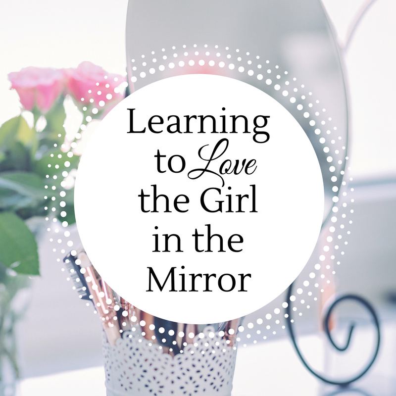 Learning to Love the Girl in the Mirror Title