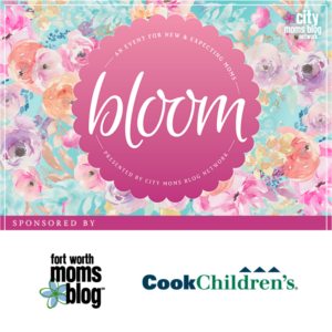 2017 Bloom Event for new and expectant moms