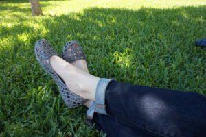 platinum Mox Shoes