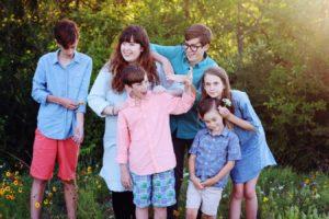 siblings acting funny