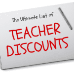 The Ultimate Guide to Teacher's Freebies and Discounts