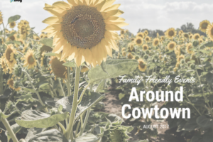 Around Cowtown August 2017