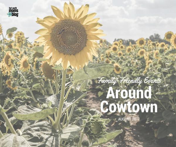 Around Cowtown August 2017