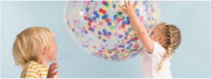 Confetti Balloons BerryPom & James