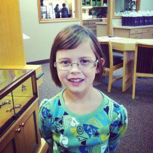 eye doctor glasses