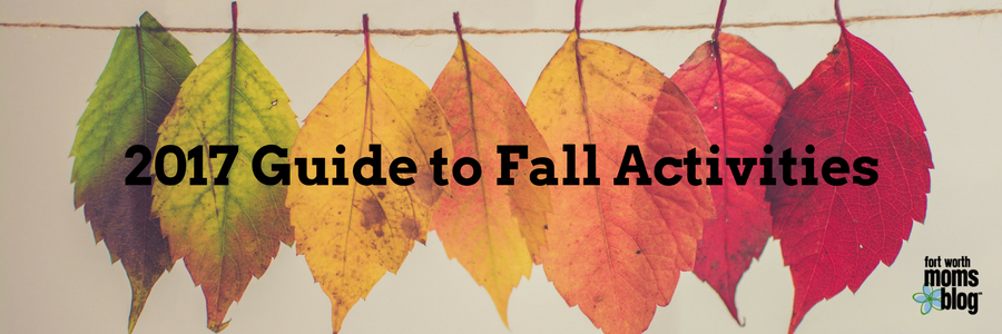 2017 Guide to Fall Activities: Pumpkin Patches, Farms, and Festivals in Fort Worth and Tarrant County, Texas.