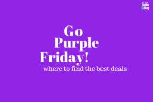 Go Purple Friday