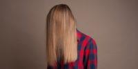 hair over head