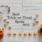 The Best Trick-or-Treat Spots in Tarrant County {2017}