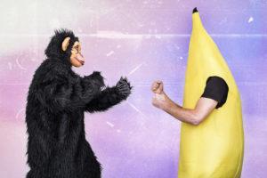 banana fight