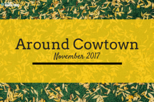 November 2017 Around Cowtown