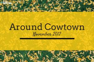 November 2017 Around Cowtown