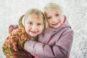 Enchant Christmas promo pic of girls