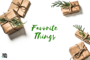 Favorite Things featured image