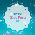 Top 10 Blog Posts :: 2017