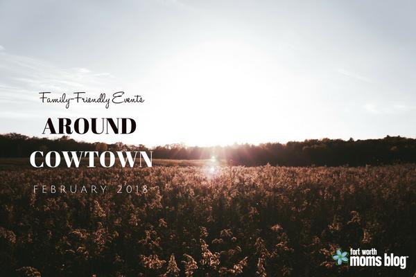 Around Cowtown February 2018