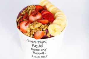 Clean Juice Acai Bowl