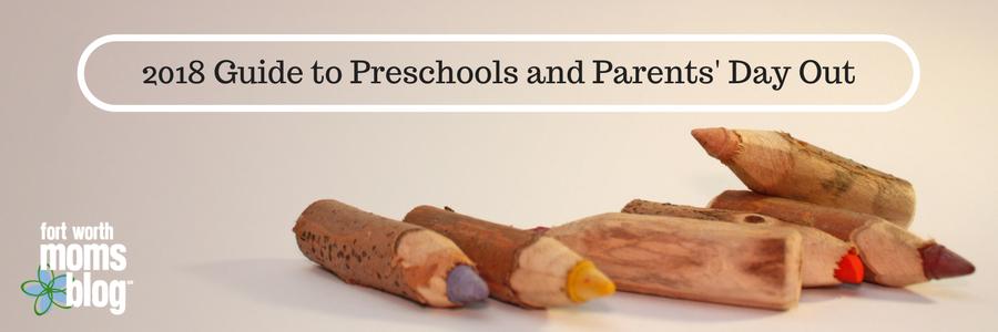 2018 Preschool Guide