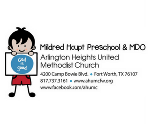 MIldred Haupt Preschool and Mothers Day Out