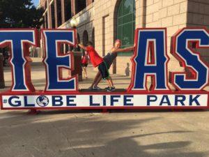 Texas Globe Life Park