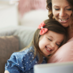 The Upside of Being an Old Mom