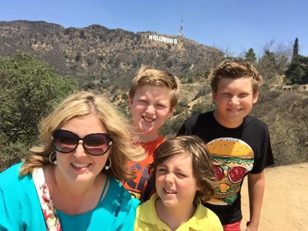 Hills family Hollywood