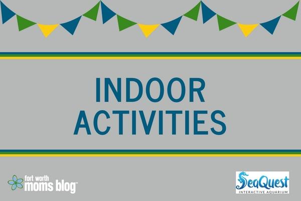 Indoor Activities Guide