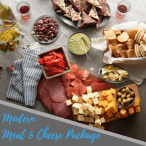 Modern Meat & Cheese Package - Jason's Deli sponsored