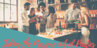 Taking the Pressure out of Parties - Jasons Deli sponsored