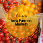 Guide to Area Farmers Markets