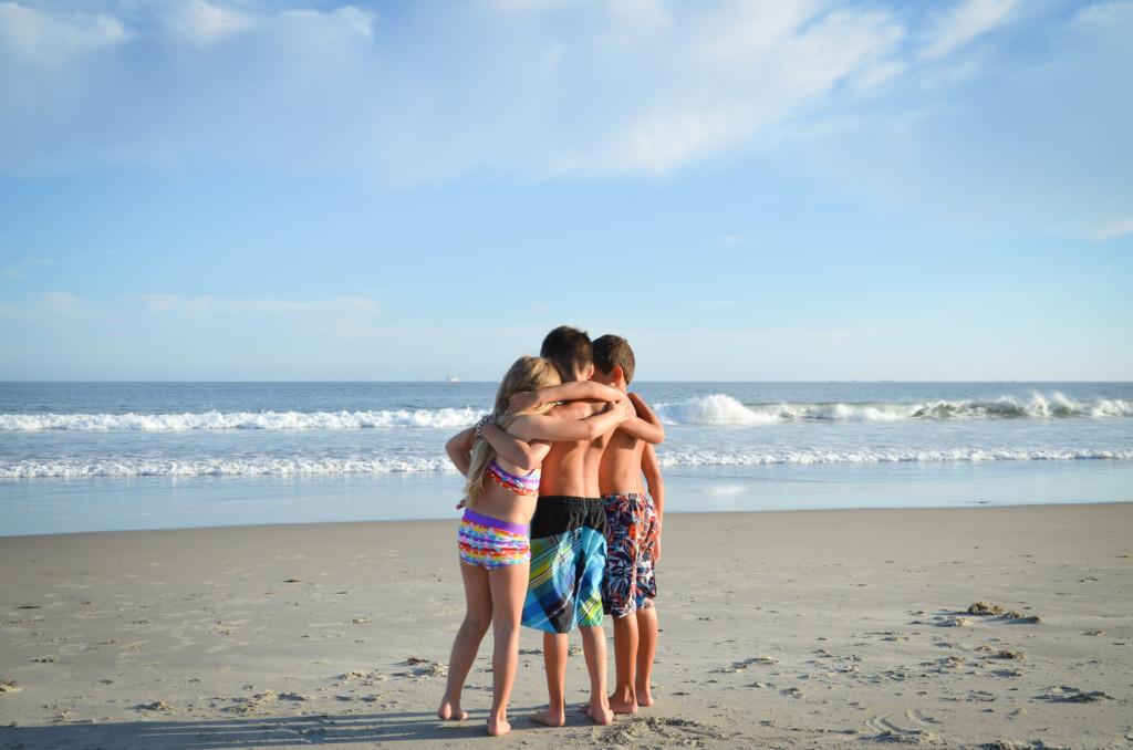 Melinda Franklin Kids Hug guest post