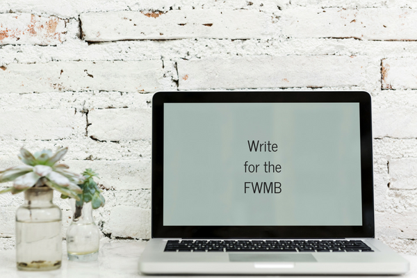 write for the Fort Worth Moms Blog