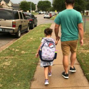 starting first grade