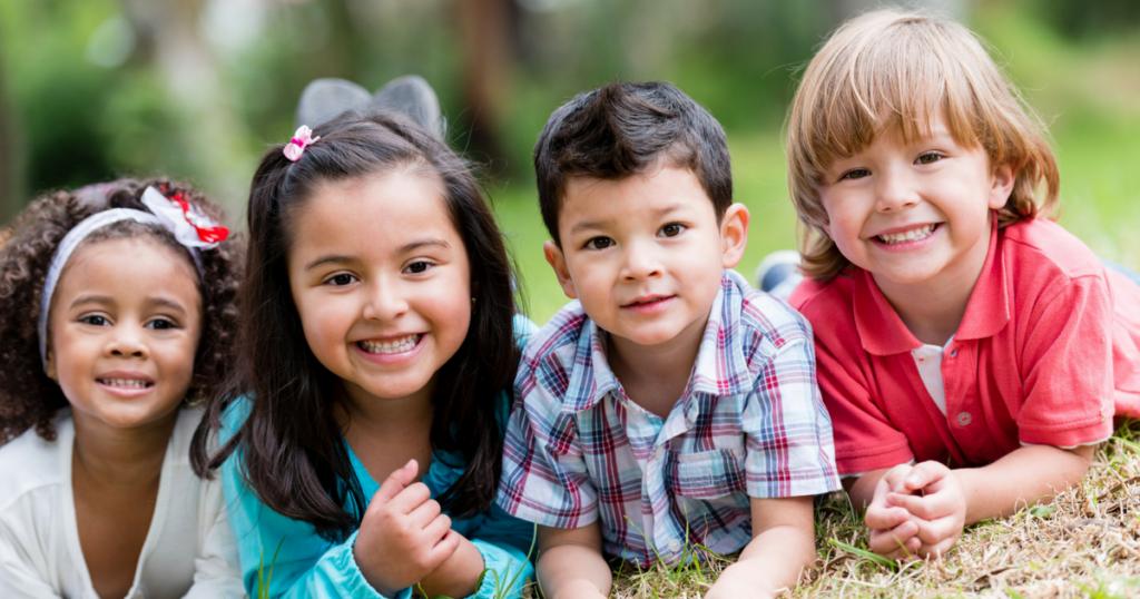 race-conscious kids