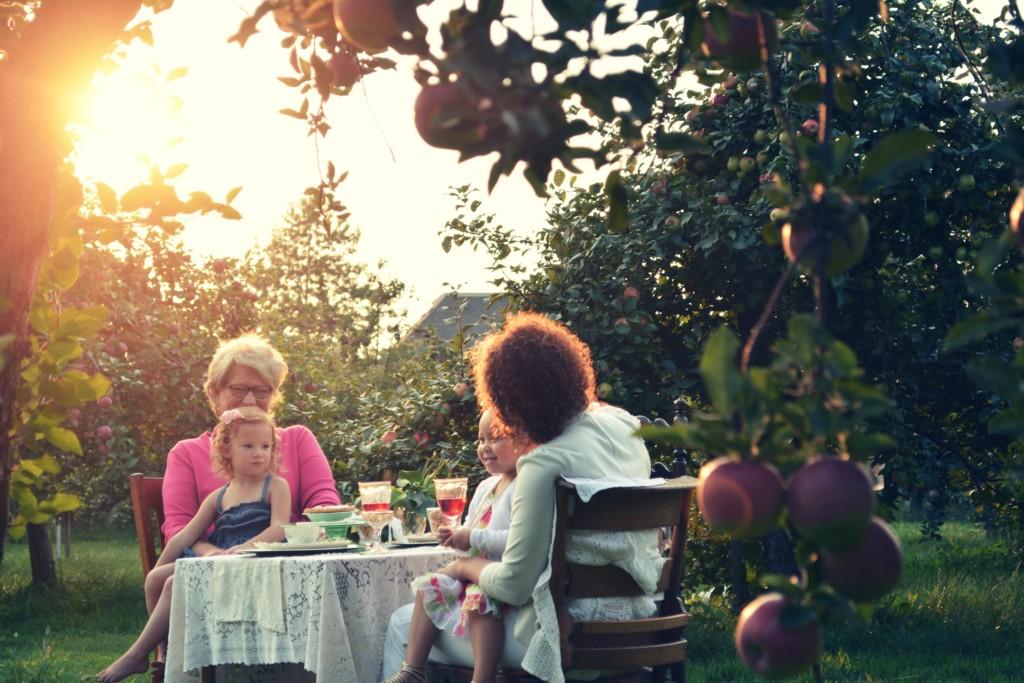 grandmas neighbor group