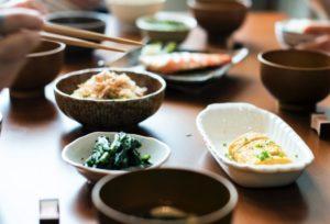 Asian Meal Food
