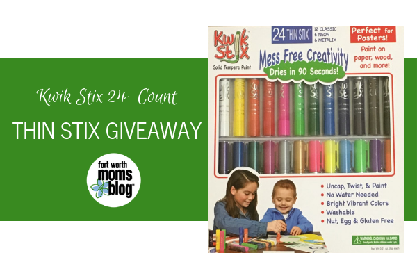 Featured Thin Stix Giveaway