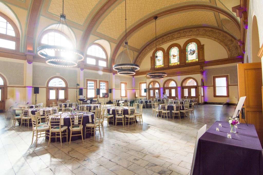 SafeHaven Purple Party