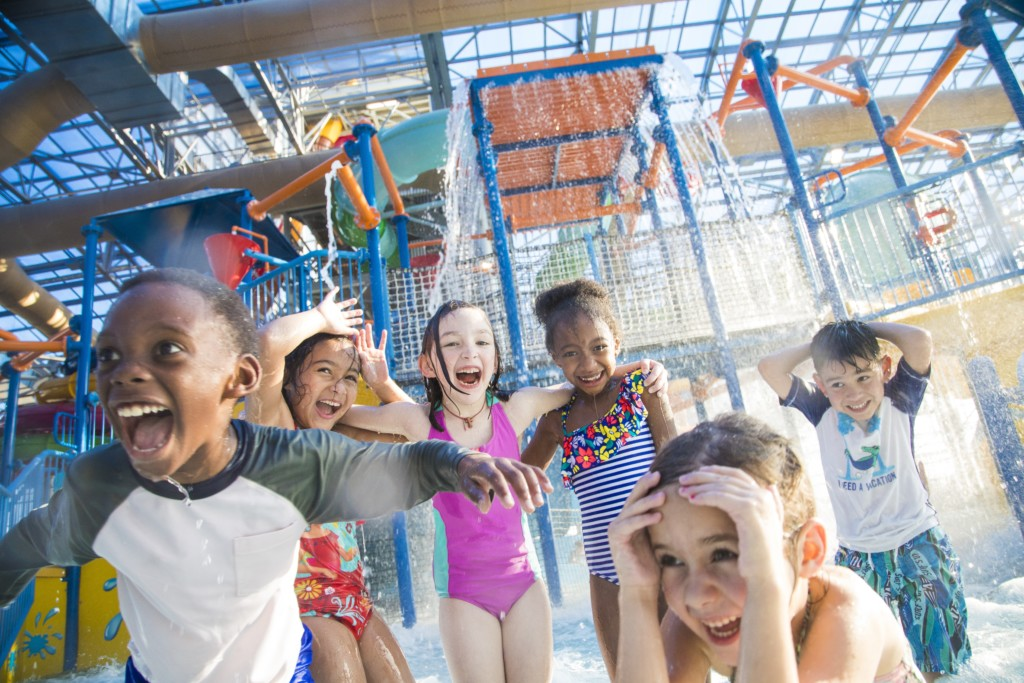 Epic Waters kid-friendly waterpark fun
