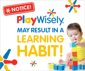 PlayWisely logo