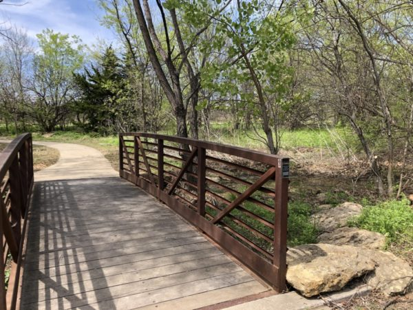 Alliance NEFW walking trail