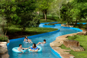 Hyatt Regency Lost Pines Resort lazy river
