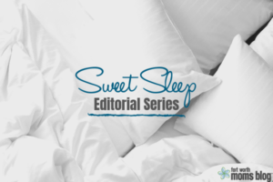 sweet sleep editorial series