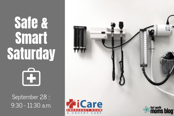 Safe Amp Smart Saturday First Aid Training Event