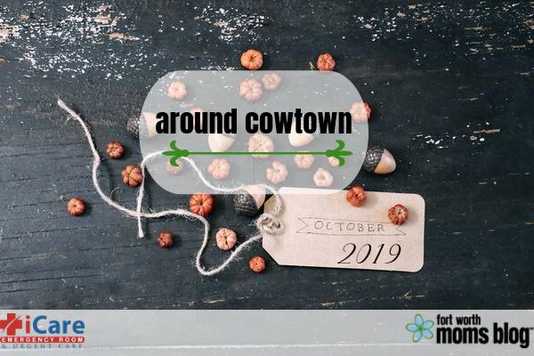 Around Cowtown October 2019
