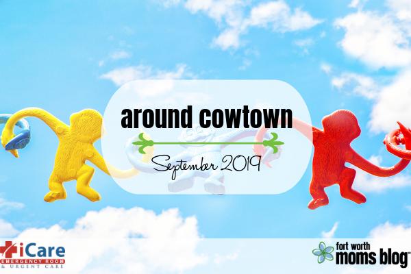Around Cowtown September